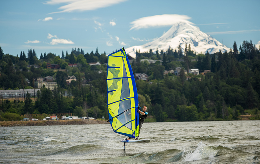 Dale Cook Windsurf Foiling Tips