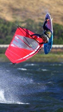 Sailworks Windsurfing Background Wallpaper