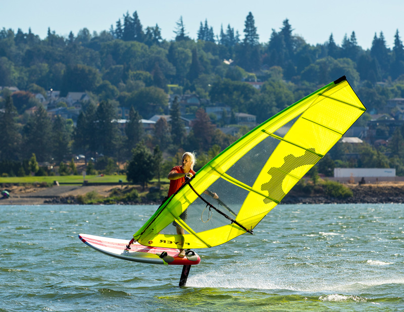 Foil windsurfing Tips and Advice