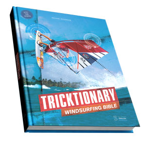 Tricktionary - Windsurfing Instructional Book