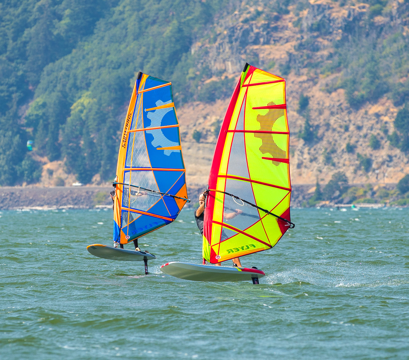 Jim Mudry Windfoiling Tips